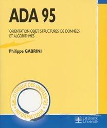 Dernières parutions dans Bibliothèque des universités, Ada 95
