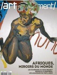 Dernières parutions sur Ecrits sur l'art, Afriques, miroirs du monde