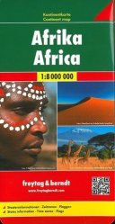 Dernières parutions sur Afrique, Afrique. 1/8 000 000