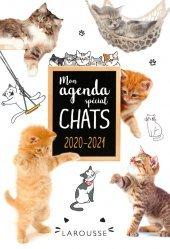 Nouvelle édition Agenda spécial chats 2020/2021