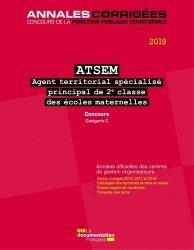 Dernières parutions sur Atsem - Assistante maternelle, Agent territorial spécialisé principal de 2e classe des écoles maternelles
