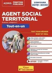 Dernières parutions dans Admis concours de la fonction publique, Agent social territorial