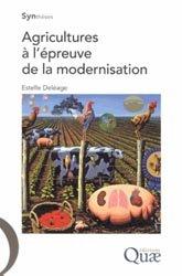 Dernières parutions dans Synthèses, Agricultures à l'épreuve de la modernisation