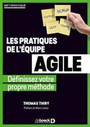 Souvent acheté avec Analyse : des fonctions aux suites, L1-L2, le Les pratiques de l'équipe Agile