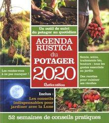 Dernières parutions sur Création et entretien du potager, Agenda Rustica du potager 2020
