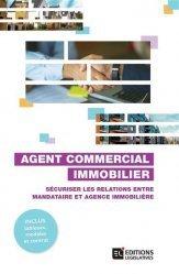 Dernières parutions sur Immobilier et droit de la construction, Agent commercial immobilier