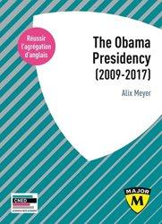 Dernières parutions sur CAPES, AGREGATION ANGLAIS 2020. LA PRESIDENCE DE BARACK OBAMA (2009-2017)  |