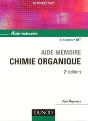 Souvent acheté avec P1-Mémo, le Aide-mémoire chimie organique