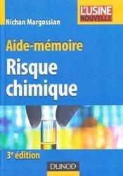 Dernières parutions dans Aide-mémoire de l'ingénieur, Risque chimique