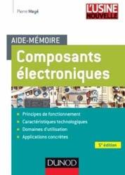 Souvent acheté avec Guide pratique d'oncologie du chien et du chat, le Aide-mémoire des composants électroniques