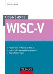 Dernières parutions sur Tests, Aide-mémoire - Wisc-V