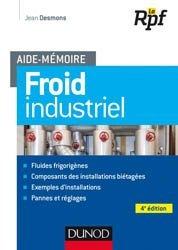 Dernières parutions sur Energies industrielles, Aide-mémoire - Froid industriel