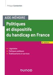 Dernières parutions dans Aide-Mémoire, Politiques et dispositifs du handicap en France
