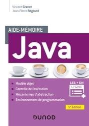 Dernières parutions dans Aide-Mémoire, Aide-mémoire - Java