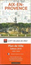 Dernières parutions sur Provence-Alpes-Côte-d'Azur, Aix-en-Provence. 1/10 000, Edition 2019