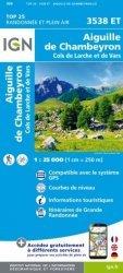Dernières parutions sur Provence-Alpes-Côte-d'Azur, Aiguille de Chambeyron, Cols de Larche et de Vars. 1/25 000