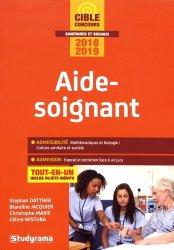 Nouvelle édition Aide-soignant 2018-2019