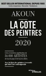 Dernières parutions sur Peinture d'art, Akoun, la cote des peintres 2020