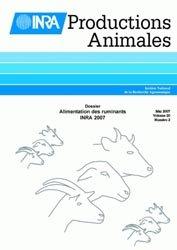 Dernières parutions dans Productions animales, Alimentation des ruminants