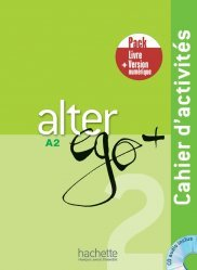 Dernières parutions sur Grands adolescents et Adultes, Alter Ego + 2 - Pack Cahier d'activitésVersion numérique