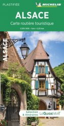 Dernières parutions dans Carte routière & touristique, Alsace. 1/215 000, plastifiée