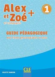 Dernières parutions sur Outils d'enseignement, Alex et Zoé et compagnie 1