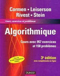 Souvent acheté avec Guide des libellules de France et d'Europe, le Algorithmique