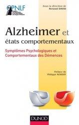 Souvent acheté avec Psychologie et psychopathologie de la personne âgée vieillissante, le Alzheimer et états comportementaux
