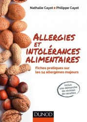 Dernières parutions sur Techniques et procédés, Allergies et intolérances alimentaires