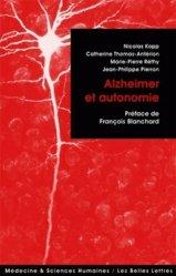 Souvent acheté avec Guide pratique du diabète, le Alzheimer et autonomie