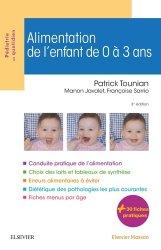 Dernières parutions sur Nutrition pédiatrique, Alimentation de l'enfant de 0 à 3 ans