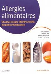 Dernières parutions sur Allergologie, Allergies alimentaires