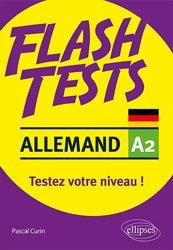 Dernières parutions dans Flash Tests, Allemand