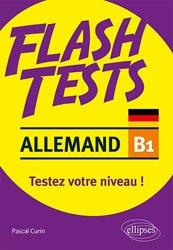 Dernières parutions dans Flash Tests, Allemand B1