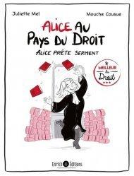Dernières parutions sur Histoire du droit, Alice au pays du droit