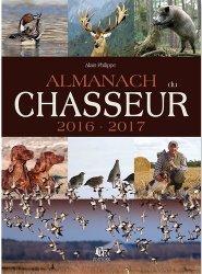 Nouvelle édition Almanach du chasseur 2017