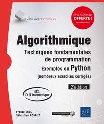Dernières parutions sur Algorithmique - Objet, Algorithmique