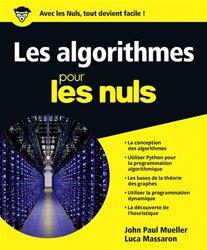 Dernières parutions sur Algorithmique - Objet, Algorithmique et algorithmes pour les Nuls