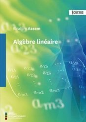 Dernières parutions sur Algèbre, Algèbre linéaire