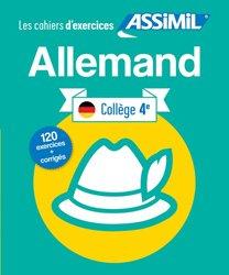 Dernières parutions sur Auto apprentissage (parascolaire), Les Cahiers d'Exercices Allemand