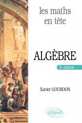 Souvent acheté avec Cours d'algèbre , le Algèbre