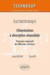 Dernières parutions sur Electrotechnique, Alimentations à absorption sinusoïdale