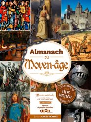 Dernières parutions sur Herbiers - Agendas - Calendriers - Almanachs, Almanach du Moyen Âge