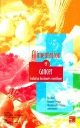 Dernières parutions sur Pathologie, Alimentation et cancer