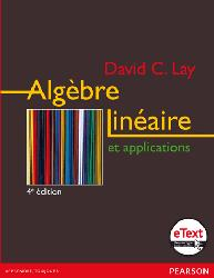 Souvent acheté avec Calcul différentiel et intégral, le Algèbre linéaire et applications