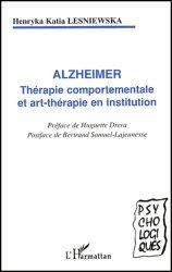 Dernières parutions dans Psychologiques, Alzheimer Thérapie comportementale et art-thérapie en institution