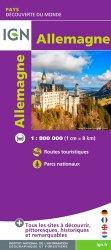 Dernières parutions sur Allemagne, Allemagne. 1/800 000