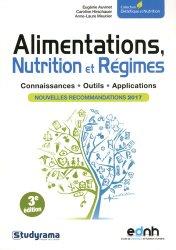 Dernières parutions sur BTS Diététique - Nutrition, Alimentations, Nutrition et Régimes