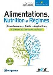 Dernières parutions sur Diététique - Nutrition, Alimentation, nutrition et régimes