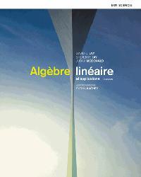 Dernières parutions sur Algèbre, Algèbre linéaire et applications + MonLab XL